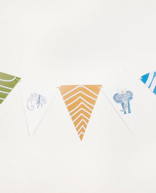 Guirlande avec 8 drapeaux AVA x JBC - JBC x AVA - ava