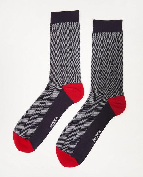 Chaussettes - Coffret cadeau: lot de 3 paires de chaussettes Mexx
