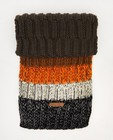 Écharpe rayée Tumble 'n Dry - à motif tricoté - Tumble 'n Dry