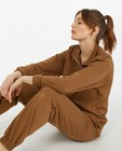 Pantalons - Jogger brun Ella Italia