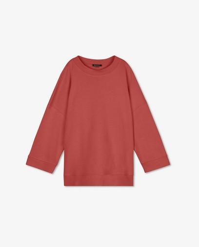 Roze oversized sweater Ella Italia