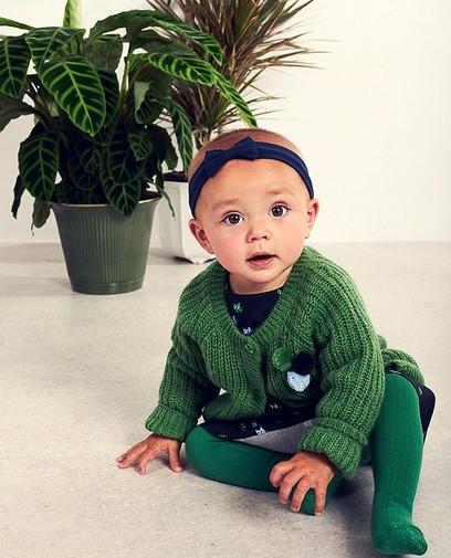 Cute in groen
