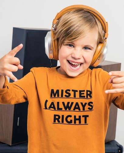 Mister (always) right