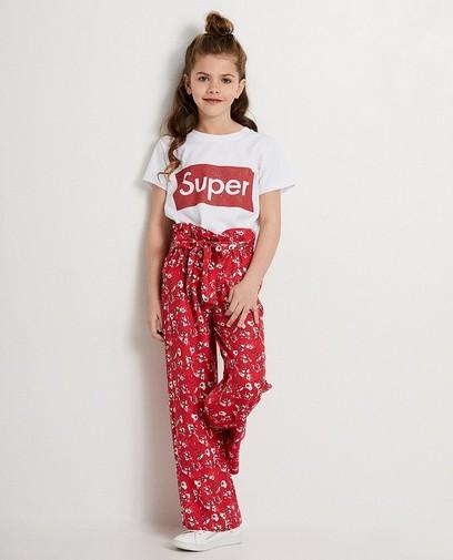 Super trendy outfit, voor super meisjes